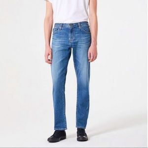 Adriano Goldschmeid The Ives Blue Denim Jeans